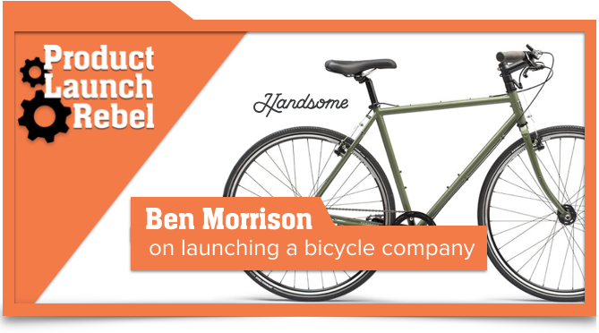 Handsome Cycles Interview Entrepreneur
