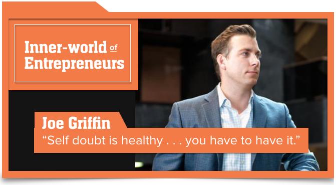 Joe Griffin Entrepreneur