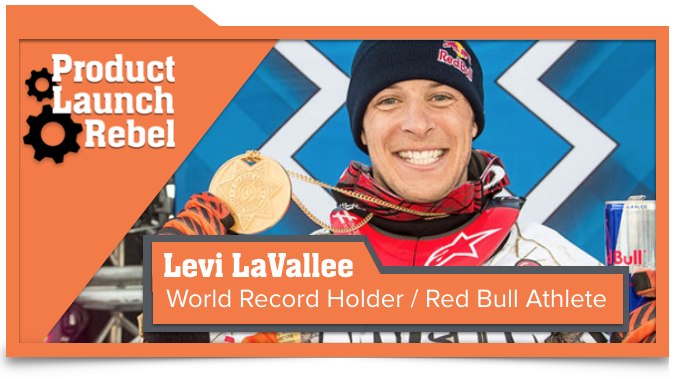 Levi LaVallee, Athlete Entrepreneur