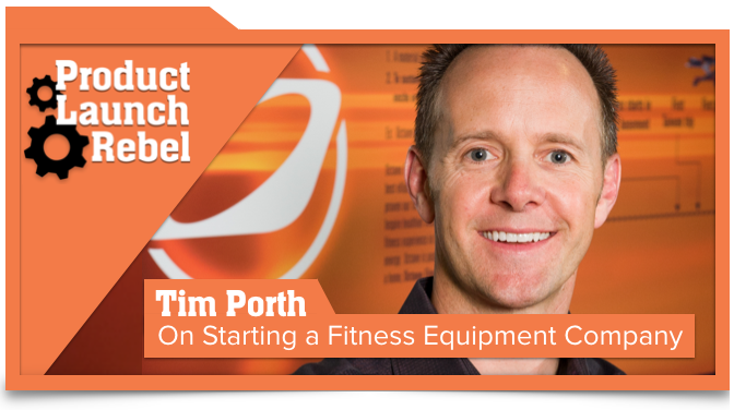 Tim Porth, Entrepreneur, Octane Fitness