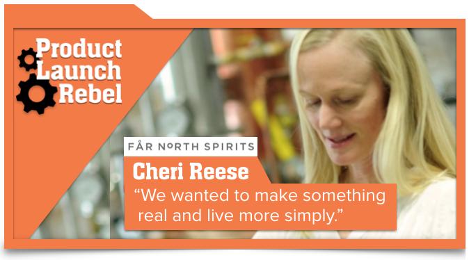 Cheri Reese, Far North Spirits, Entrepreneur, Distillery, Podcast,
