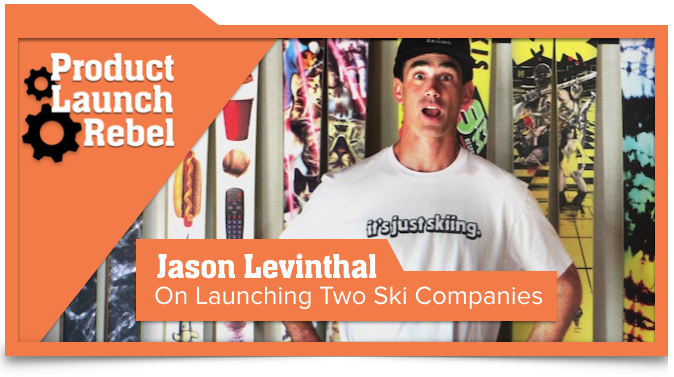 Jason Levinthal, Line Skis, J-Skis, Startup, Entrepreneur, entrepreneurship, venture superfly, john benzick, success, motivation