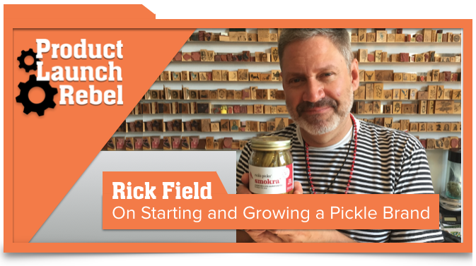 Rick's Picks, Rick Field, John Benzick, Venture Superfly, Product Launch Rebel, Entrepreneurship, Startup, Entrepreneur