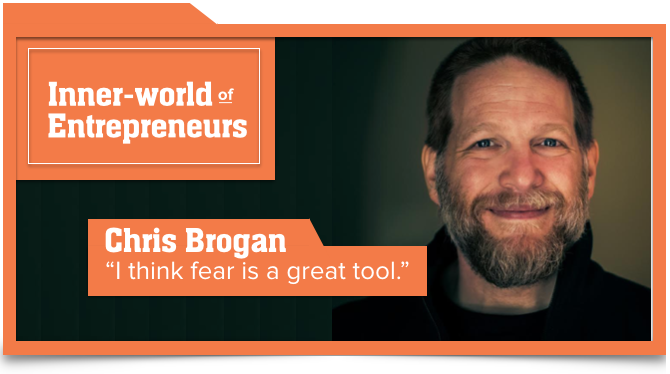 Chris Brogan Entrepreneur