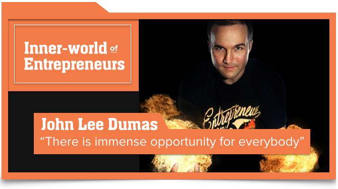 John Lee Dumas Entrepreneur