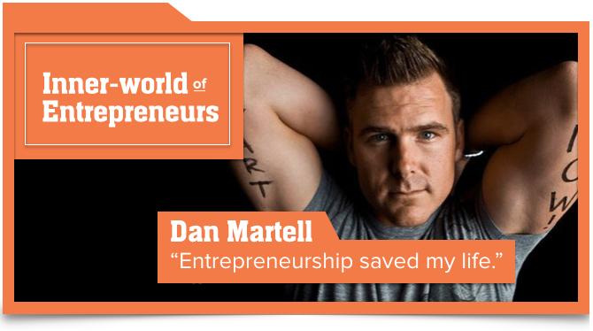 Dan Martell Entrepreneur