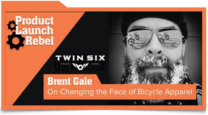 Brent Gale, Entrepreneur, Twin Six