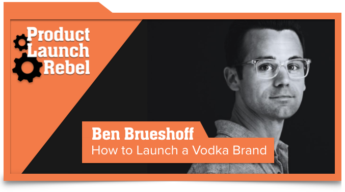BET Vodka, Ben Brueshoff, Entrepreneur