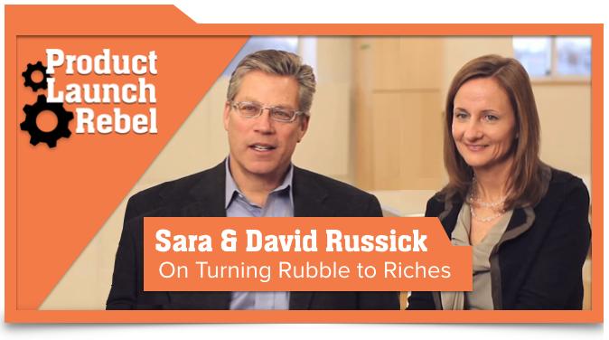 Sara Russick, David Russick, Entrepreneurs