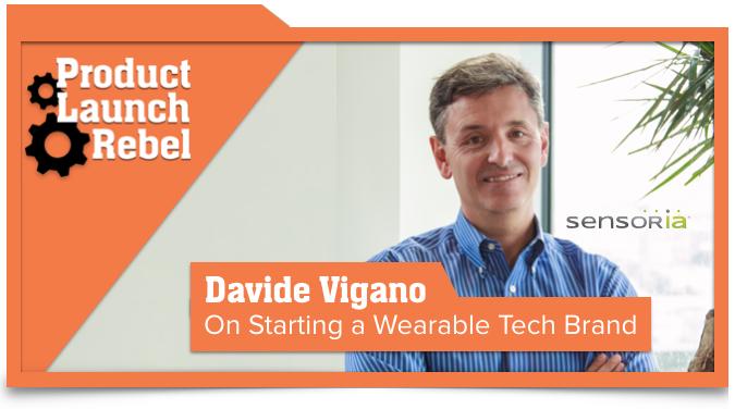 Davide Vigano, entrepreneur, startup, sensoria, venture superfly, john benzick, startup