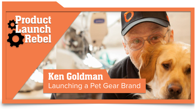 Venture Superfly, Startup, Entrepreneur, Stunt Puppy, Ken Goldman, John Benzick, Podcast, Product Launch