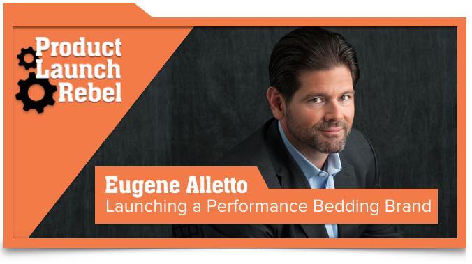 Bedgear, Eugene Alletto, startup, entrepreneur, entrepreneurship, john benzick, success, john benzick, venture superfly, product launch rebel