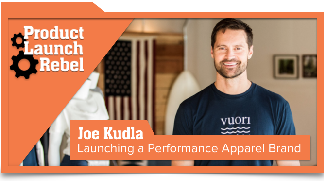 Vuori, Joe Kudla, John Benzick, Venture Superfly, entrepreneurship, startup, design, apparel, success