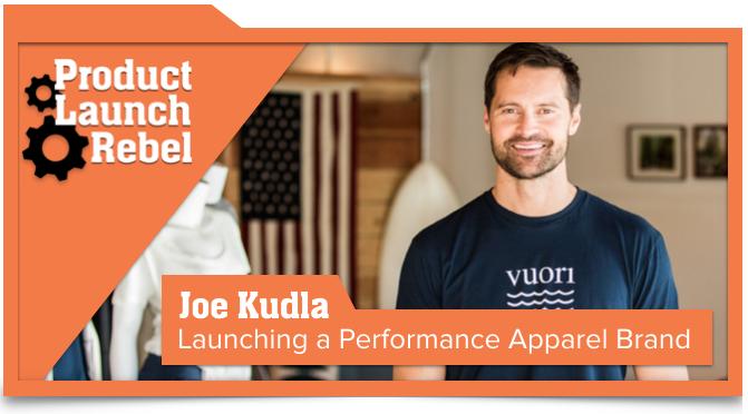 Vuori, Joe Kudla, John Benzick, Venture Superfly, entrepreneurship, startup, design, apparel, success